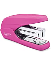 Save on Rapesco 1384 X5-25ps Stapler, Less Effort, 25 Sheet Capacity - Hot Pink and more