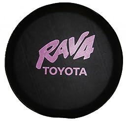 SpareCover abc-Rav4-28-pink ABC Series Black 28\