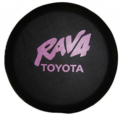 SpareCover abc-Rav4-28-pink ABC Series Black 28
