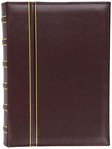 LEUCHTTURM1917 Multipurpose album for 200 postcards, letters, standard photos or 100 panorama photos, red