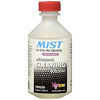 Image of Air Fresheners CPS UVIEW 590250 Mist Cleaning Solution (12 Pack)