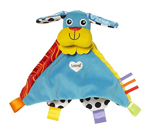 Lamaze Pippin' The Puppy Blankie