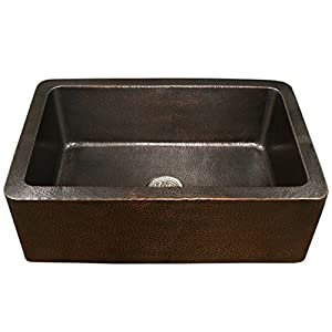41pswBVTvRL._SS300_ Copper Farmhouse Sinks & Copper Apron Sinks