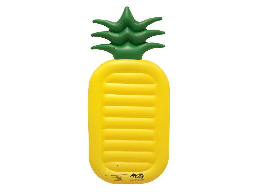 Colchón Hinchable piña 187 cm: Amazon.es: Juguetes y juegos