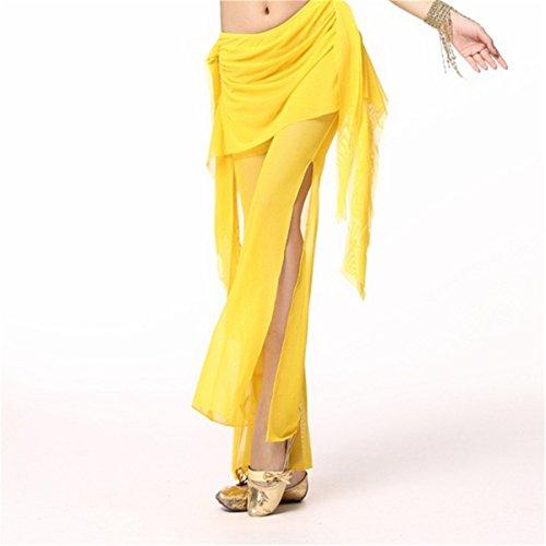 Pealiker - Pantalón - para mujer amarillo