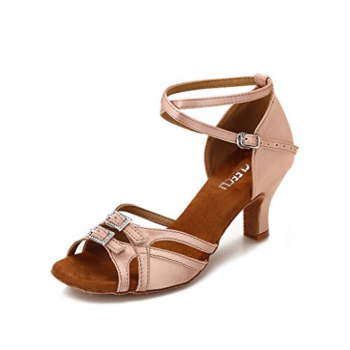 flat salsa shoes for women - 2