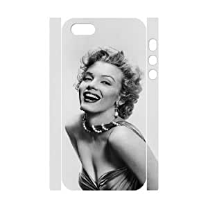 diy zheng Cell phone Protection Cover 3D Case Marilyn Monroe For iPhone 6 Plus Case 5.5 Inch /