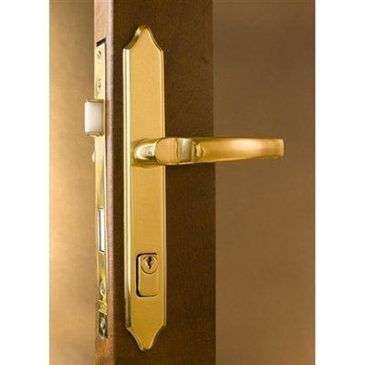 - Mortise Storm Door Hardware Burlington Bright Brass