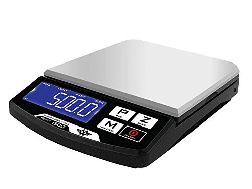 My Weigh iBalance i500 Digital Kitchen Scale Bowl 500g x 0.1