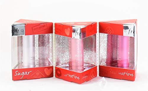 Sugar Fresh Lip (Fresh Destination Sugar Mini Lip Treatment Trio - Rose, Petal and Tulip)