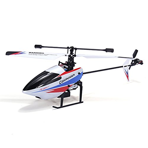 Quickbuying WLtoys V911-pro V911-V2 2.4G 4CH RC Helicopter BNF RC Helicopter RC Toys]()