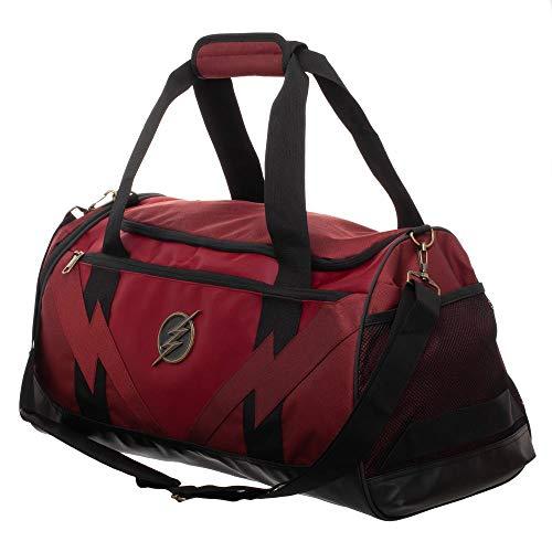 Flash Bag - The Flash Logo Men's Gym Bag Duffle Bag