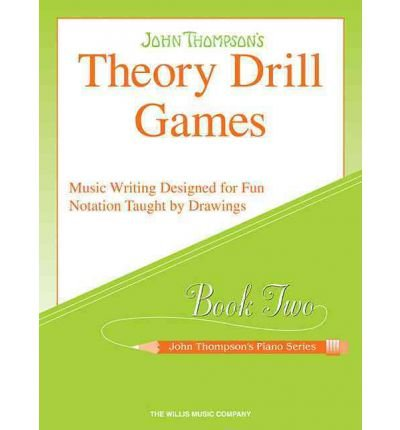 [(Theory Drill Games, Book Two)] [Author: John Thompson] published on (July, 2005)