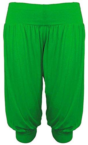 Taglie Vestibilit Forti Pantaloni Stile Arabo Donna Corti Da SHxSwnFq0X