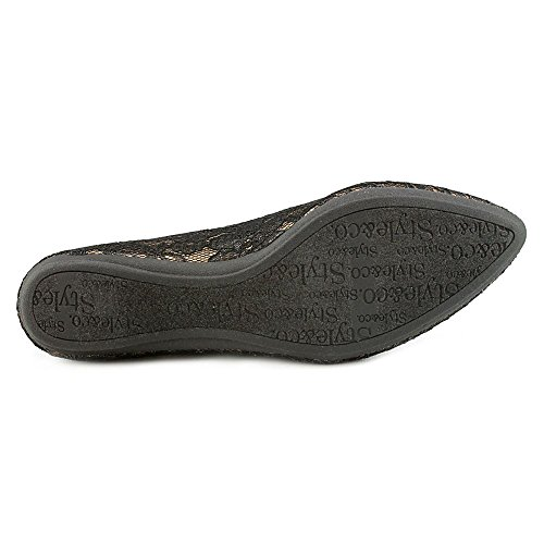 Flats 6 Co Shoes Black Jasmine 5 Size Womens amp; Style ngXxzq88