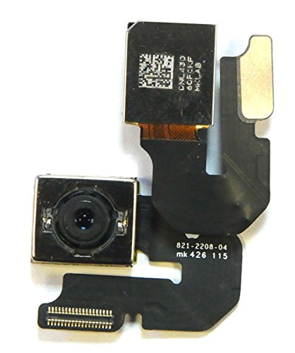 MMOBIEL Back Rear Camera Replacement Compatible with iPhone 6 Plus Reverse Cam 8 MP Incl. 2 x Screwdrivers