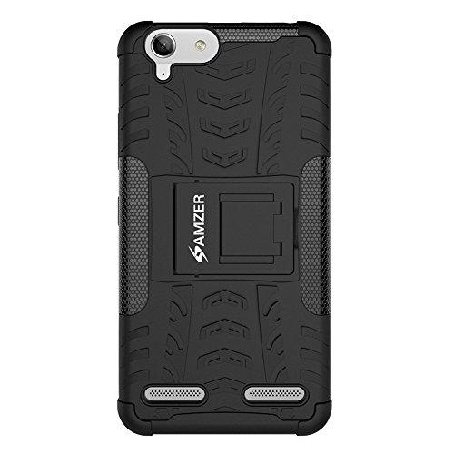 AMZER Hybrid Warrior Impact Resistant Case Cover Skin