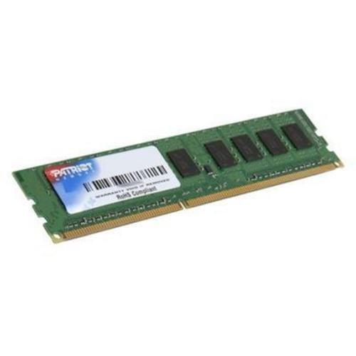 Patriot Signature 1 GB (1 x 1 GB) DDR3-1333 CL9 Memory