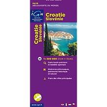 IGN NO.86114 : CROATIE, SLOVÉNIE - CROATIA, SLOVENIA