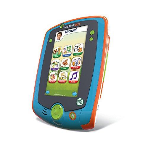 LeapFrog LeapPad Glo Kids Learning Tablet – Teal
