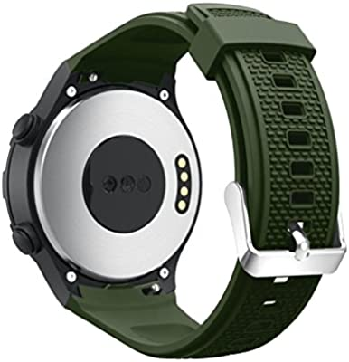 Correas Huawei Watch 2 OverDose Silicagel de repuesto banda suave ...