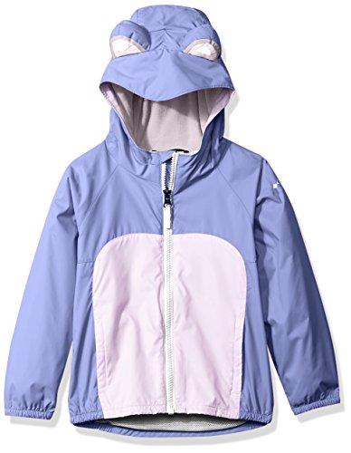 Columbia Toddler Kids Kitteribbit Jacket, Fairytale, 3T by Columbia
