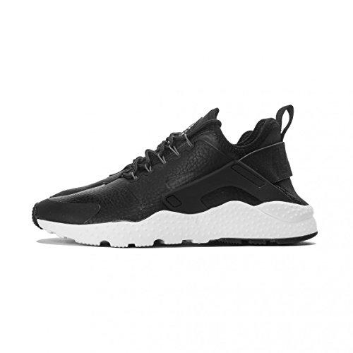 6d5d168295c Galleon - Nike AIR HUARACHE RUN ULTRA PRM Womens Running-shoes 859511-400 12  - Black   Dark Grey   White