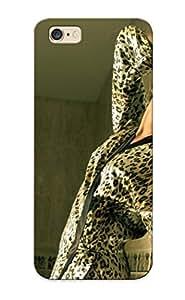 4cbe2c54643 Tough Iphone 6 Plus Case Cover/ Case For Iphone 6 Plus(brunettes Legs Women Feet Models Bathroom Metart Magazine Bathtubs Robes Ilona) / New Year's Day's Gift