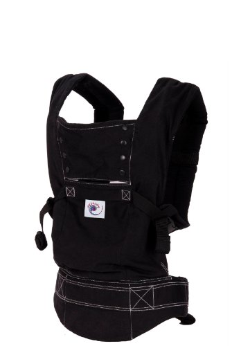 Ergo baby Ergo Sport Carrier Black