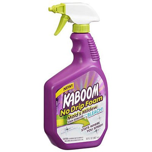 Kaboom Stain Remover with Bleach, 30 Oz