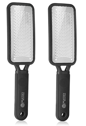 Beautify Beauties Foot File Callus Remover - 2 Pack by Beautify Beauties