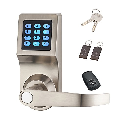 Haifuan Digital Door Lock Unlock With Remote Control M1