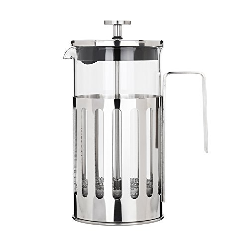 3E Home 23-2600 French Presses Coffee Maker New and Improved Stainless Steel Tea Maker with ...