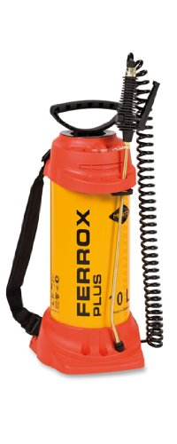 Drucksprühgerät 3585P FERROX PLUS 6 bar, 10 l mit polyesterbeschichtetem Stahlbehälter