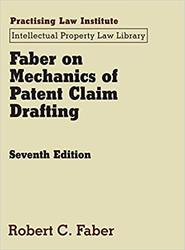 ''IBOOK'' Faber On Mechanics Of Patent Claim Drafting (November 2016 Edition) (Intellectual Property Law Library). Apoyo malimi Juraj BASTON owned Chinese Polar Control 41pt5VQ8ilL._SX368_BO1,204,203,200_