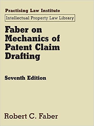 ''IBOOK'' Faber On Mechanics Of Patent Claim Drafting (November 2016 Edition) (Intellectual Property Law Library). Apoyo malimi Juraj BASTON owned Chinese Polar Control 41pt5VQ8ilL._SX368_BO1,204,203,200_
