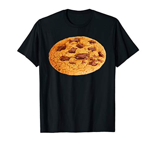 Chocolate Chip Cookies Shirt Last Minute Halloween -