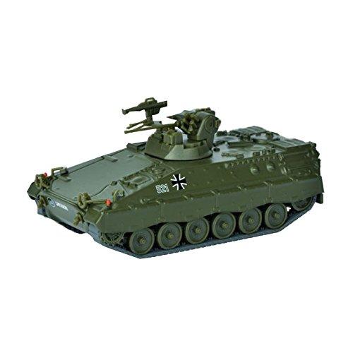 Schuco 452624100 - Marder 1A2, Maßstab 1:87, Panzer Dickie Spielzeug
