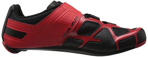 Pearl iZUMi Herren Select Rd Iv Radsport-Schuhe Schwarz / True Red
