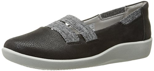 Clarks Women's CloudSteppers Sillian Rest Mary Jane Flat