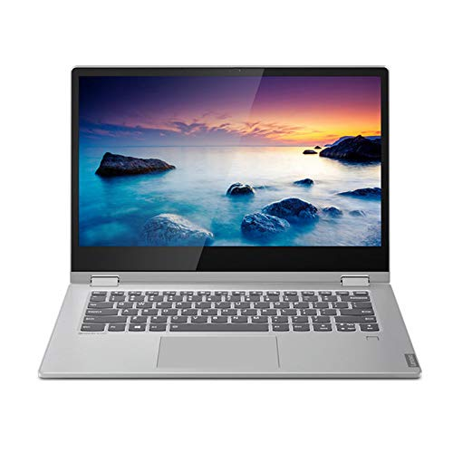 Lenovo ideapad C340-14IML – Portátil convertíble 14″ FullHD (Intel Core i3-10110U, 8GB RAM, 512GB SSD, Intel UHD Graphics, Windows10) Gris – Teclado QWERTY español