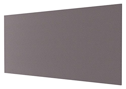 Obex 30X60-TB-R-SL Rectangle Tackboard, Contemporary, Slate by OBEX