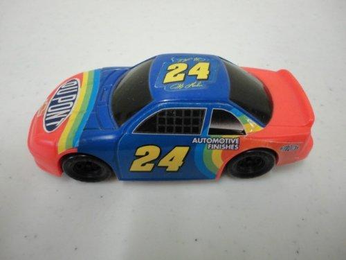 Jeff Gordon Nascar Racing Car #24 - 1997 Burger King Racing Team Cartoon Netw...