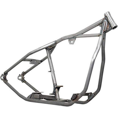 Kraft/Tech Rigid Wishbone Style Frame for Big Twin - 30deg. - 0in. Stretch K16020