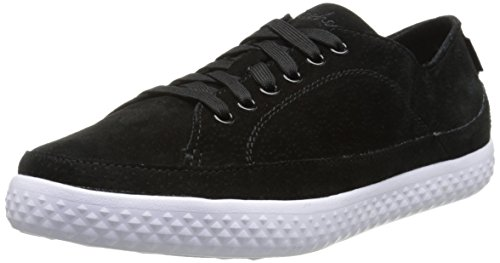 Racket Donna Sneaker nero Nero blk Skechers q0a8AA