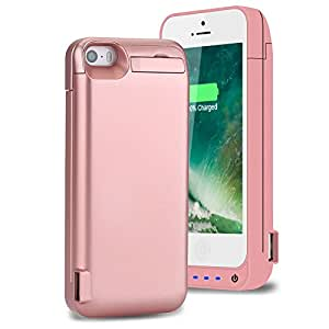 Amazon.com: iPhone 5 Battery Case, AexPower Upgraded