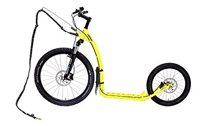 KOSTKA - Patinete Todo Terreno para footbike Mushing MAX (G5 ...