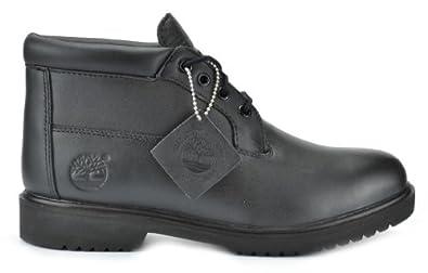 timberland men's classic chukka boots black 50059
