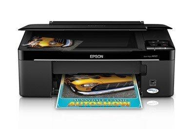 Epson Stylus NX-127 All-in-One Color Inkjet Printer - Copier - Scanner