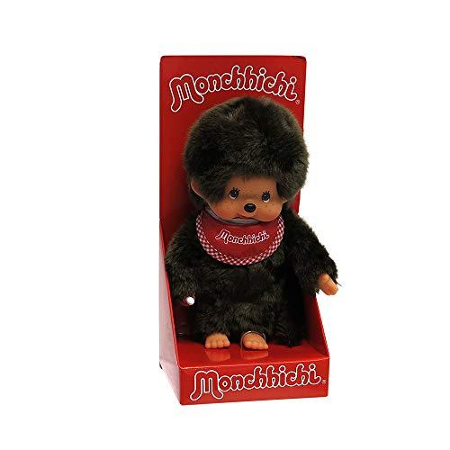 Monchhichi 20cm Classic Boy (Red)